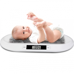 Baby Scale Digital Baby Still Scale 20kg / 10g Kids Scale LED Batteries